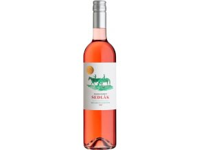 Sedlákovo letní rosé, 2020, suché, Sedlák, 0,75l