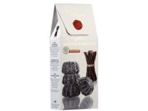 Le Preziose želatinové bonbóny s ovocnou šťávou z kalabrijské lékořice, 200g