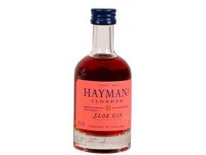 Hayman's Sloe Gin, 26%, 0,05l