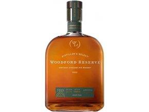 Woodford Reserve Rye Whiskey, 45,2%, 0,7l
