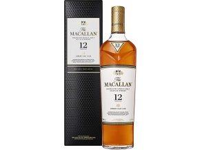 Macallan 12 YO Sherry Oak Cask,
