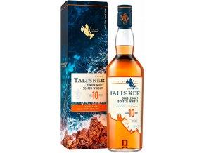 Talisker 10 YO, Gift box, 45,8%, 0,7l