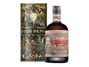 Don Papa Flora & Fauna, 40%, 0,7l