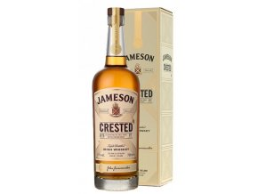 Jameson Crested whiskey, 40%, 0,7l
