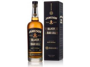 Jameson Black barrel whiskey 40%, 0,7l1