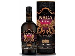 Naga Triple Wood, 42,7%, 0,7l