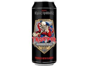 Trooper Iron Maiden PLECH, 4,7%, 0,5l