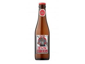 Iron Maiden´s Sun and Steel Sake lager, 4,8%, 0,33l