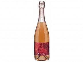 Sekt Extasy, 100% Pinot Noir, Cibulka, 0,75l