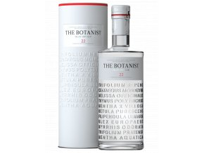 The Botanist Gin with Tin giftpack