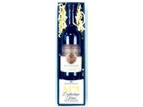 Dárkový koš K poděkování s bílým vínem