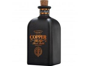 Copperhead Gin Black Batch, 42%, 0.5l