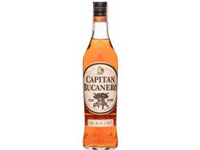 Capitan Bucanero Anejo, 38%, 0,7l