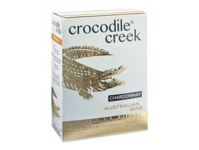 Crocodile Creek Chardonnay, bag in box, 3l