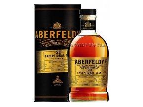 Aberfeldy 20 YO Exceptional Cask Series (Cask n°118) Gift Box, 54%, 0,7l