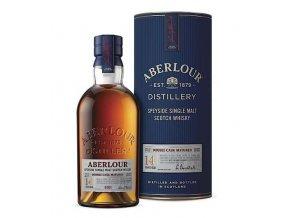 Aberlour 14 YO Double Cask Matured, Gift Box, 40%, 0,7l