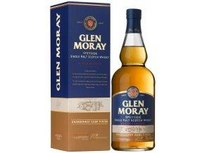 Glen Moray Chardonnay Cask Finish, Gift box, 40%, 0,7l
