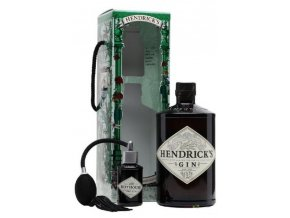 Hendrick´s Hothouse pack Gin, 41%, 1,0l2