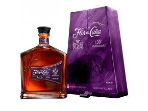 Flor de Cana 130th Anniversary 20 Year Rum v dárkové krabičce, 45%, 0,7l