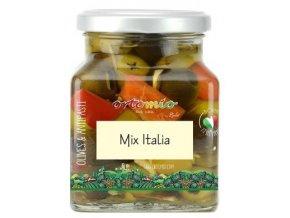 """ORTOMIO MARINOVANÉ OLIVY """"MIX ITALIA"""", 314 ML"""