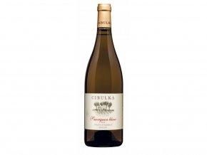 Sauvignon blanc, 2019, pozdní sběr, suché, Cibulka, 0,75l