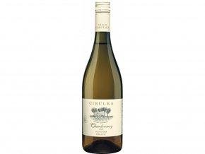 Chardonnay, 2020, pozdní sběr, suché, Cibulka, 0,75l