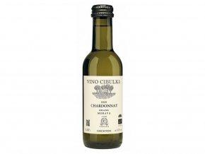 Chardonnay, 2020, pozdní sběr, suché, Cibulka, 0,187l