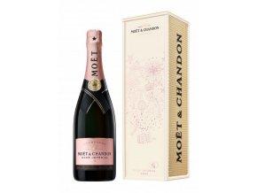 Moët & Chandon Imperial Brut Rosé EOY 2021, Metal, Gift box, 0,75l