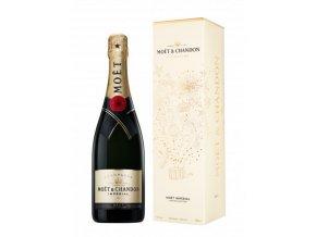 Moët & Chandon Imperial Brut EOY 2021, Cardboard gift box, 0,75l