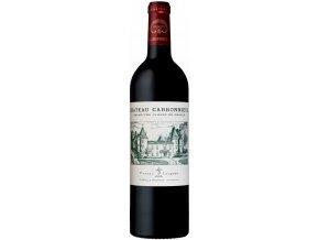 Chateau Carbonnieux rouge 2009, 0,75l
