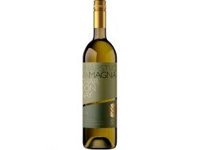 Chardonnay, 2019, suché, Vinařství Via Magna, 0,75l