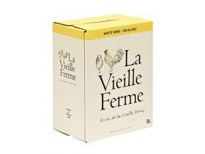 La Vieille Ferme BLANC, Bag in box, 3l
