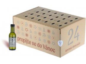 Vinný adventní kalendář Lahofer