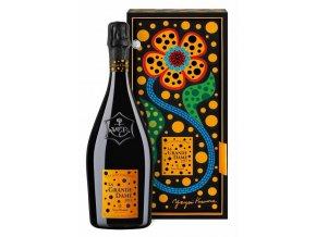 Veuve Clicquot La Grande Dame 2012, Yayoi Kusama, Gift Box 0,75l