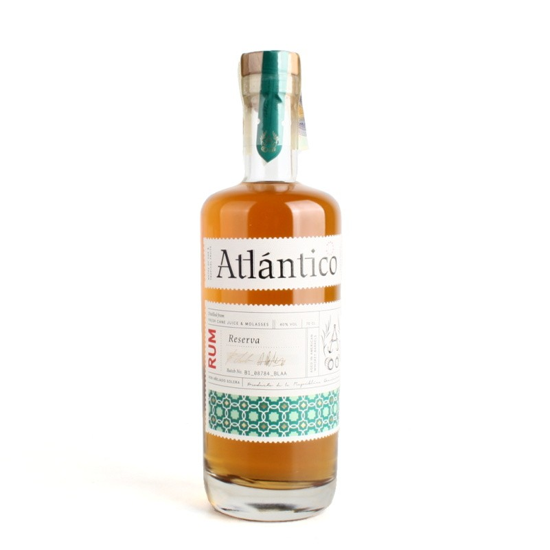 Atlantico CO Ron Atlantico Reserva 15 Aňos, 0,7l