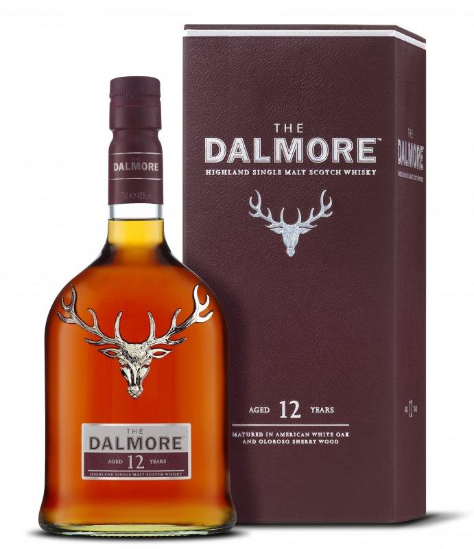 Dalmore 12 YO, 40%, 0,7l