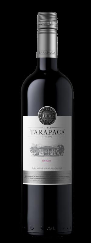 Vinařství Viňa Tarapacá Tarapacá, Syrah, Varietal, 0,75l
