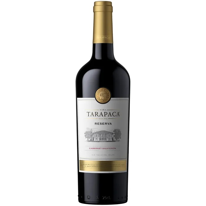 Vinařství Viňa Tarapacá Tarapacá, Cabernet sauvignon, Reserva, 0,75l