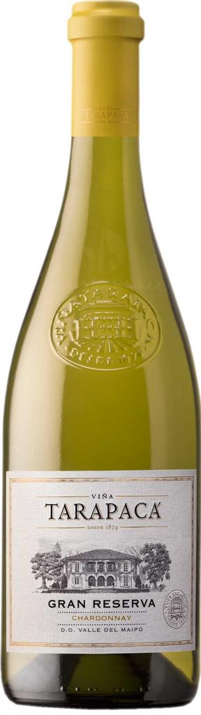 Vinařství Viňa Tarapacá Tarapacá, Chardonnay, Gran Reserva, 0,75l