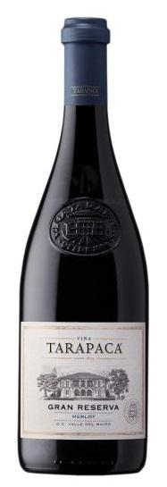Vinařství Viňa Tarapacá Tarapacá, Merlot, Gran Reserva, 0,75l