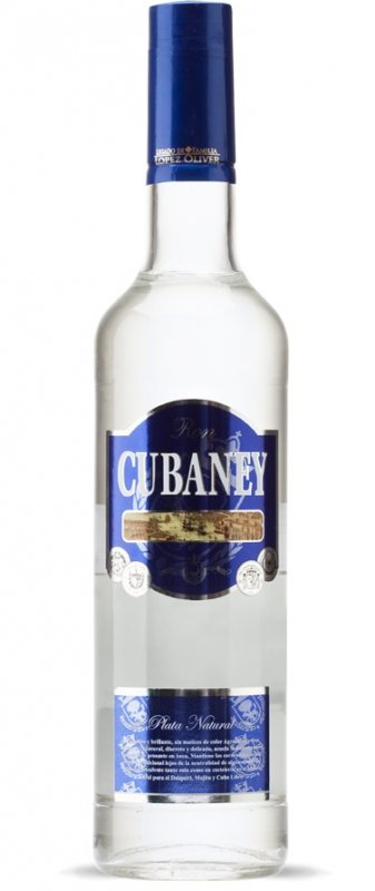 Oliver & Oliver Cubaney Plata Natural, 0,7l