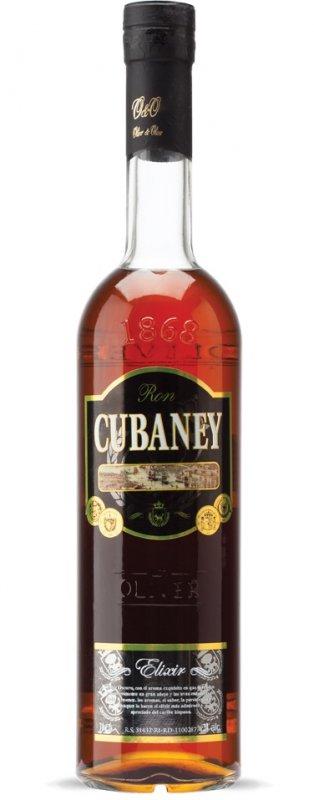 Oliver & Oliver Cubaney Elixir 12 Aňos, 34%, 0,7l