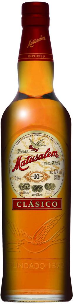 Ron Matusalem Matusalem 10 YO Clasico, 40%, 0,7l