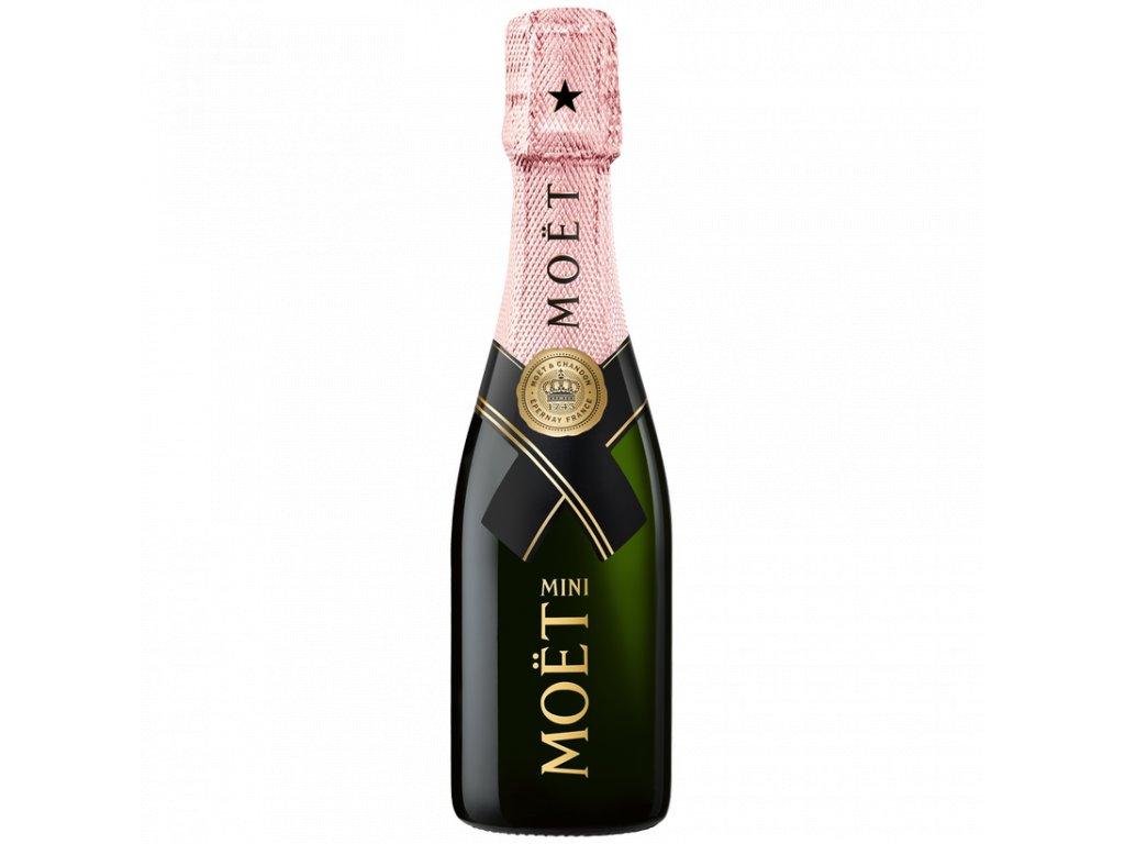 Moët & Chandon Imperial Brut Rosé, 0,2l