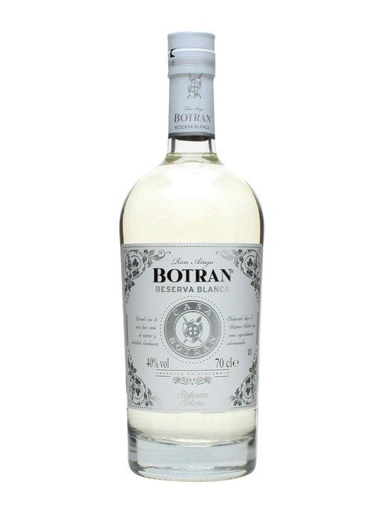 Ron Botran Botran Reserva blanca, 40%, 0,7l