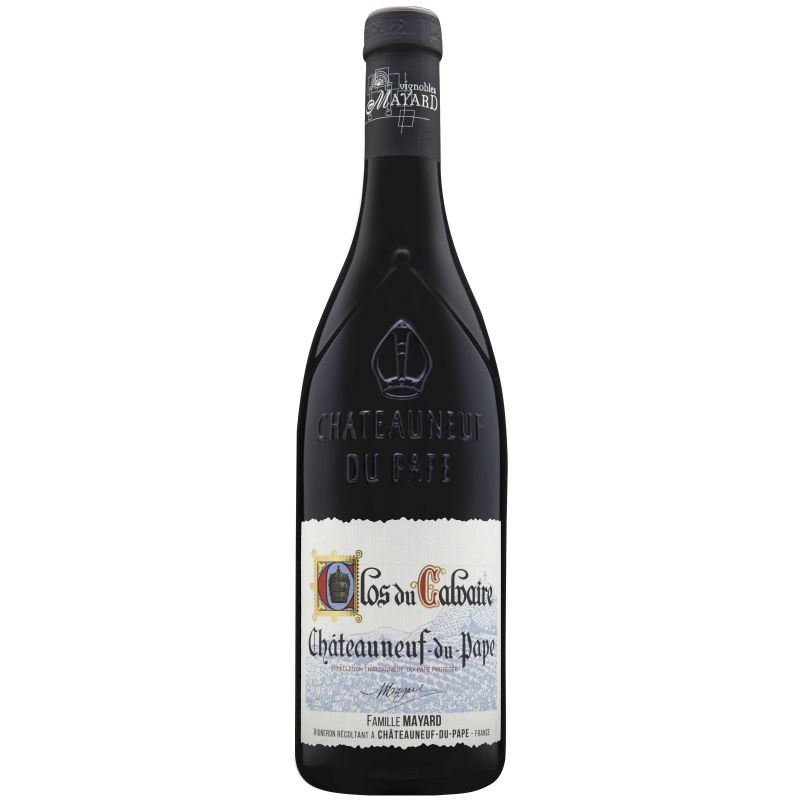 Clos du Calvaire - Chateauneuf du Pape AOC, 0,75l