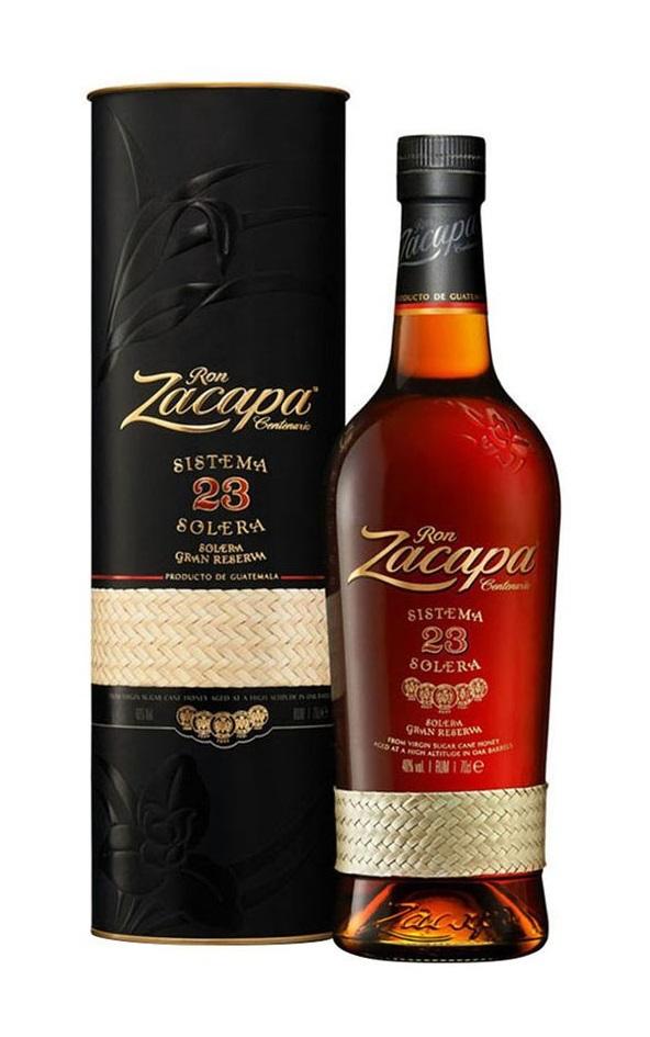 Ron Zacapa Centenario, 23 YO, 40%, 0,7l