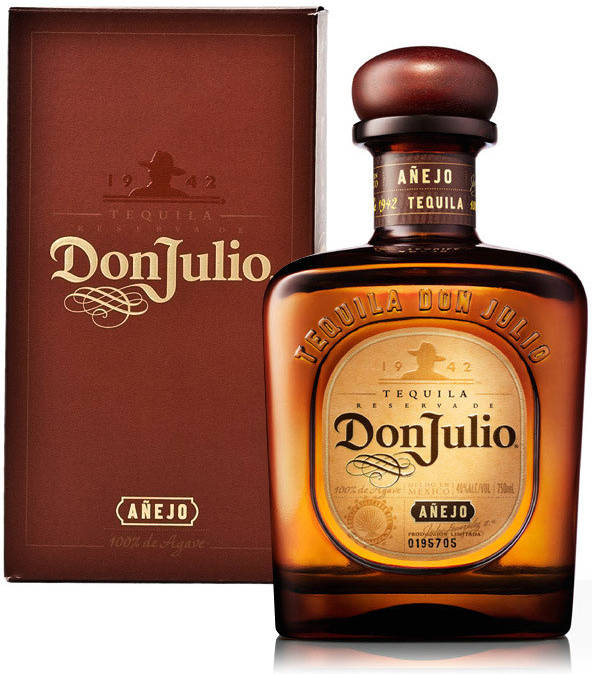 Don Julio Anějo, Gift Box, 38%, 0,7l