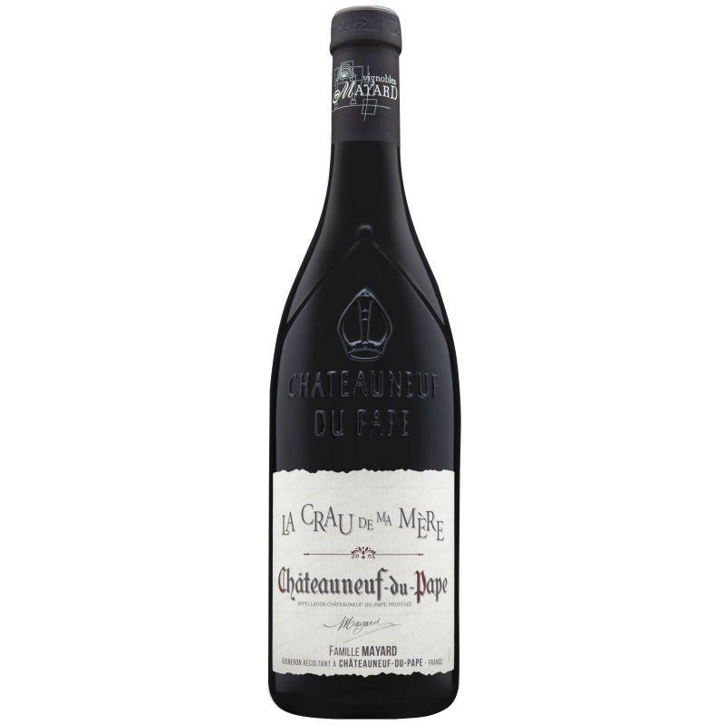 La Crau de ma Mere - Vieille Vignes Chateauneuf du Pape AOC, 0,75l