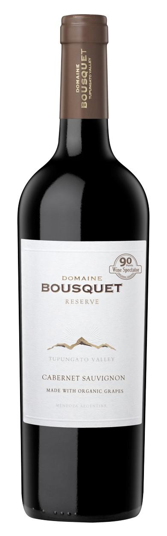 Vinařství Jean Bousquet Jean Bousquet - Cabernet sauvignon Reserva, 0,75l